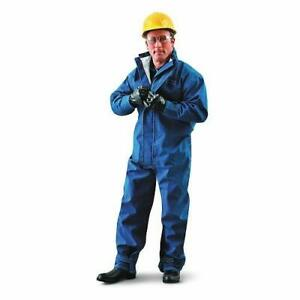 Ansell 66 677 Flame Arc Chemical Coverall Nomex 2xl Alphatec