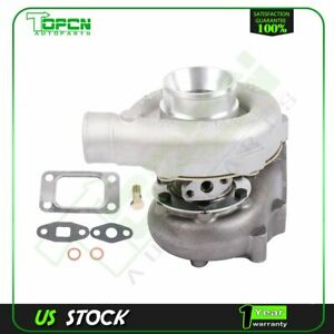 Turbocharger Turbo 5 63 A r 57 Trim 400 hp Boost Stage Iii For Honda Civic