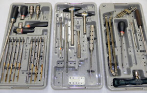 Depuy Acromed Monarch Core Set With Trays