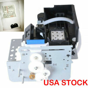 Pump Capping Assembly Station Solvent Resistant For Mutoh Vj 1324 Vj 1624