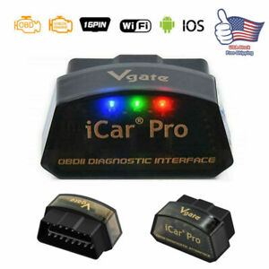 Vgate Icar Wifi Bimmercode Diagnostic Reader For Bmw Coding Ios Android Obd2