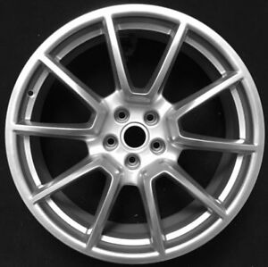 Porsche Macan 15 16 17 18 20 Factory Oem Wheel Rim In 67466 95b601025bh88z