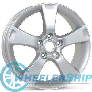 New 17 X 6 5 Alloy Replacement Wheel For Mazda 3 2004 2005 2006 Rim 64861
