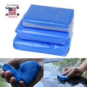 Magic Auto Car Clean Clay Bar Detailing Wash Cleaner Sludge Mud Remove Tool Kits