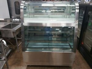 Rpi Industries Sccb cd Refrigerated Display Case