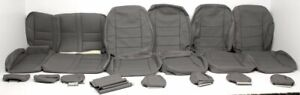 Oem Volkswagen Routan Leather Seat Cover Set 7b0 061 600 De5