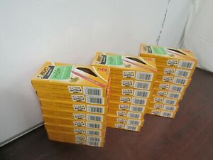 Bic Round Stic Ballpoint Pens Medium Point 24 Boxes 12 To A Box Red Ink 54c