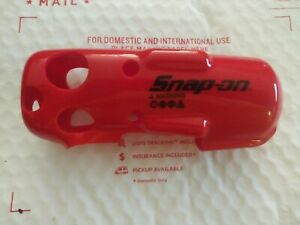 Snap On Ct761 14 4 Volt Cordless Impact Wrench Gun Red Boot