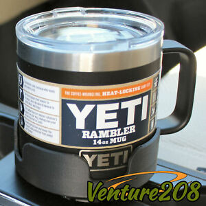 Cup Holder Mod Adapter Adjustable For 14 Oz Yeti Rambler