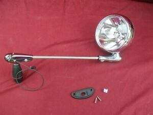 Nos Oem Dodge Charger Police Package Pillar Mounted Spotlight 2006 Chrome Right