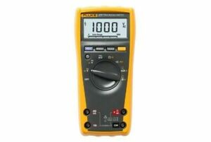 Fluke 177 177c True Rms Digital Multimeter With Backlight