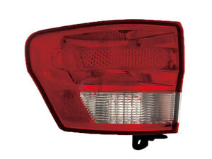 Jeep Grand Cherokee 11 12 2011 2012 Tail Light Taillight Lamp 55079421ad Lh