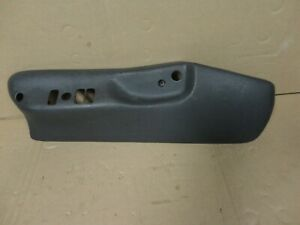 98 01 02 Dodge Ram Truck Driver Side Power Seat Track Side Switch Cover
