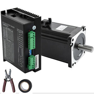 Stepper Motor Nema34 hybrid Servo Drive Dm860h Kit 8 5nm Cnc