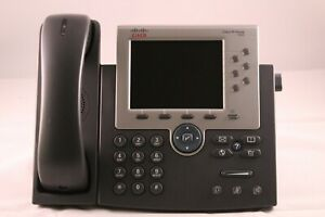 Lot 5 Cisco 7965g Voip Phones refurbished