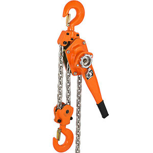 6 Ton Lever Block Chain Hoist 2 5m 8ft Chain Hoist Ratchet Lever Hoist With Hook