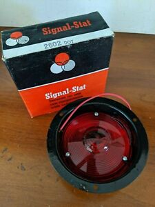 Vintage Signal stat 2602 Tail Brake Truck Light