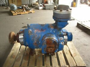 Nash Sc6 7 1170rpm 2010 Vacuum Pump Turns By Hand 881027j Used
