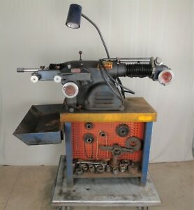 Ammco 4100 W 7750 6900 Twin Cutter Brake Lathe Bench Machine Some Tooling