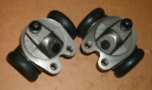 Brake Wheel Cylinder Set Rear Chrysler Dodge Plymouth 1946 1956 2 Cylinders