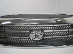 2007 2008 2009 Toyota Tundra Sr5 Front Grille Chrome Oem