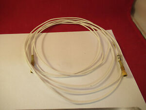 Pcb Piezotronics 002a10 Cable For Accelerometer Icp Sensor As Pictured ft 4 28b