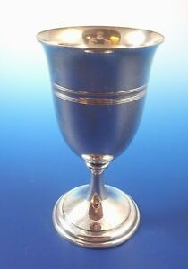 Sterling Silver Goblet By Ayre Taylor Co