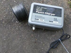 Preowned Craftsman Electric Low Impedance Fence Charger Model 436 48042