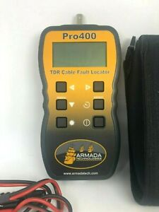 Armada Technologies Pro400 Graphical Tdr tone Cable And Fault Locator