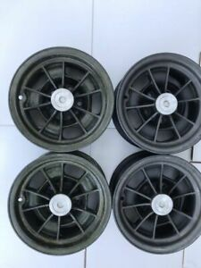 Halibrand Magnesium Wheels