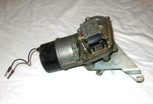 61 62 1961 1962 Ford Thunderbird 2 Speed Electric Wiper Motor Vgc