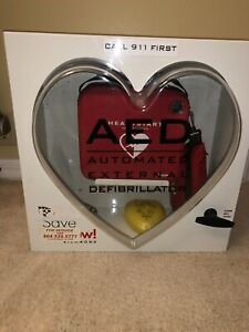 Philips Heartstart Onsite Aed Automated External Defibrillator M5066a