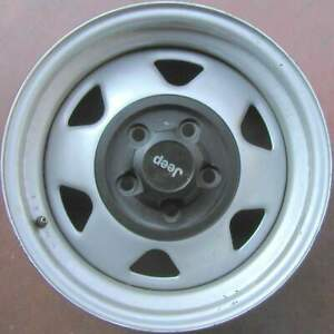 Jeep Grand Cherokee Other 15 Inch Oem Wheel 1988 2000 52003309 52003714