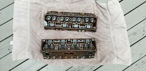 1969 3947041 041 Sbc Chevy C 3 69 D 15 69 Cylinder Heads 283 302 305 327 350