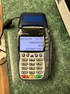 Verifone vx570 Terminal Used in Original Box Free Shipping Benefits Charity