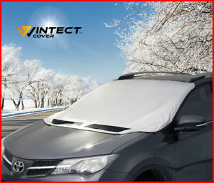 Maxpider Magnets Windshield Uv Snow sun Shade W1781 d Wintect Cover 55x53x61in