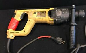 Dewalt D25023 6 9a Corded Electric 7 8 Compact D handle Sds Rotary Hammer