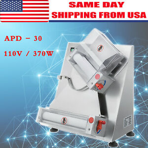Auto 12 Inch Electrical Pastry Press Machine Chapati Sheet Dough Roller Sheeter