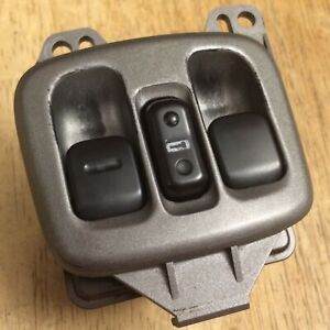 2000 2005 Toyota Celica Master Power Window Control Switch Window Lock Oem