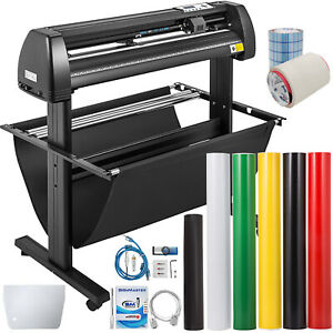 Vinyl Cutter Plotter Sign Cutting 34 Sticker Drawing Tools Graphics Contour Cut