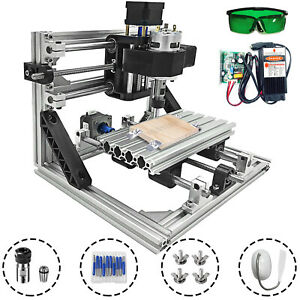 3 Axis Cnc Router Kit 1610 5500mw Injection Molding Material Milling Tools