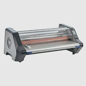 Gbc Gbc Ultima 65 Thermal Roll Laminator 27 Maximum Width 10 Minute Warm up