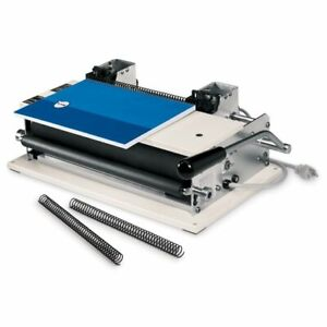 Acco Ci12 Electric Color Coil Finisher Binding