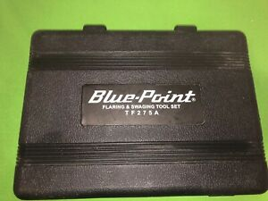 Blue Point Flaring And Swaging Tool Set Tf275a