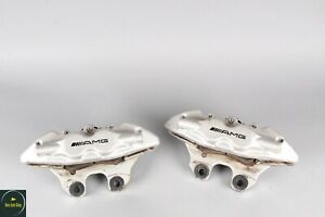 Mercedes W220 S55 Cl55 Cl65 E55 Sl55 Amg Rear Brake Caliper Calipers Set Oem