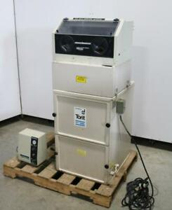 S s White Airbrasive 6500 Micro Abrasive Jet W donaldson Torit Dust Collector