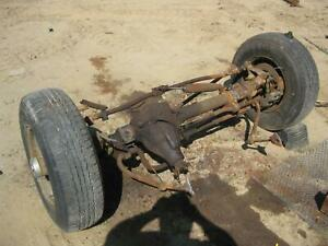 Ford F 350 High Pinion 1994 Front Dana 60 3 54 Gears
