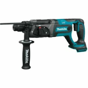 Makita Xrh04z 18 Volt Lithium Ion Cordless 7 8 Inch Rotary Hammer Tool Only