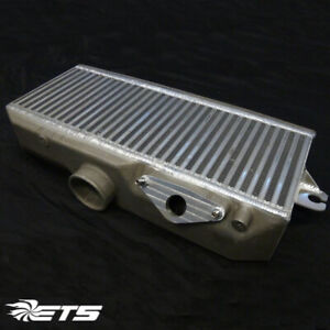 Ets Aluminum Tmic Top Mount Intercooler Upgrade For 2008 2015 Subaru Sti