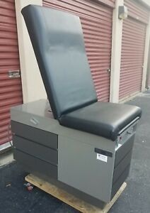New Black Upholstery Ritter Medical Exam Tables 695 Each Premier Used Medical